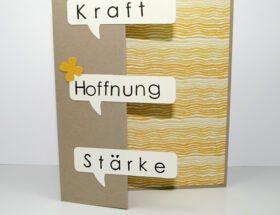 Karte Hoffnunf