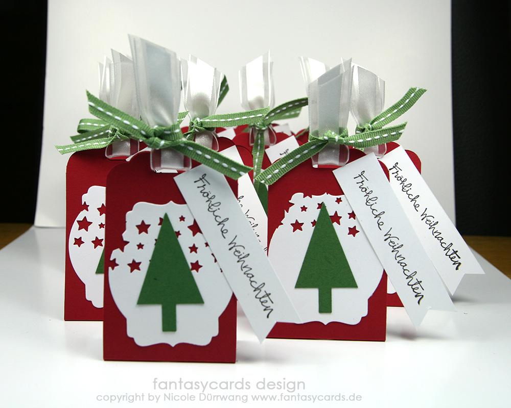 Kleine gastgeschenke zu weihnachten