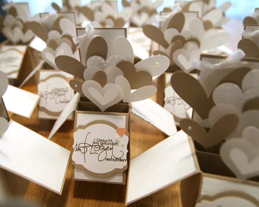 Einladung Hochzeit Detail