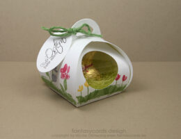 Kurvey Keepsake Box Ostern