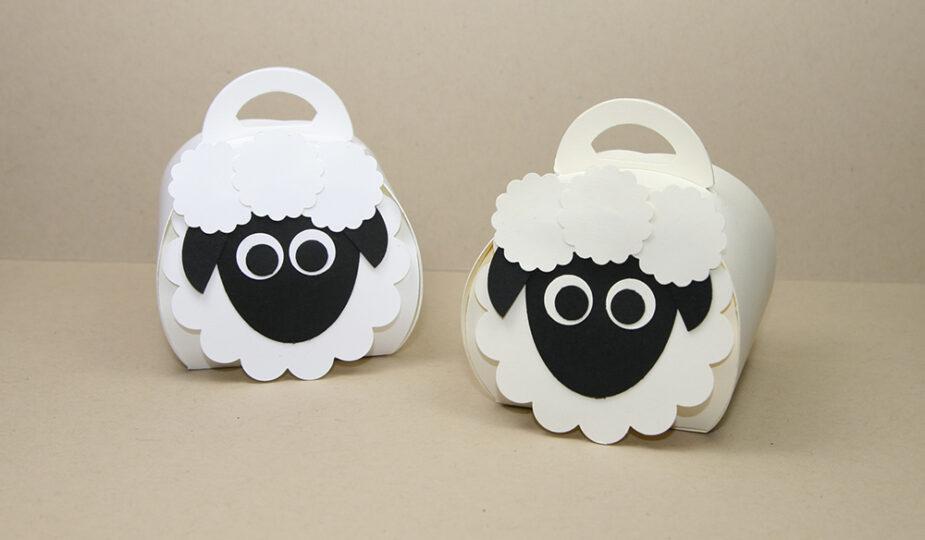 Oster-Schafe
