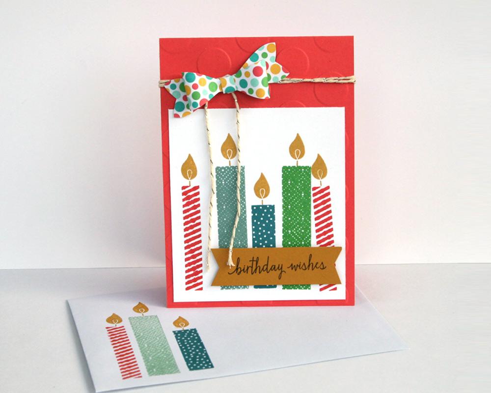 Build a Birthday-Karte