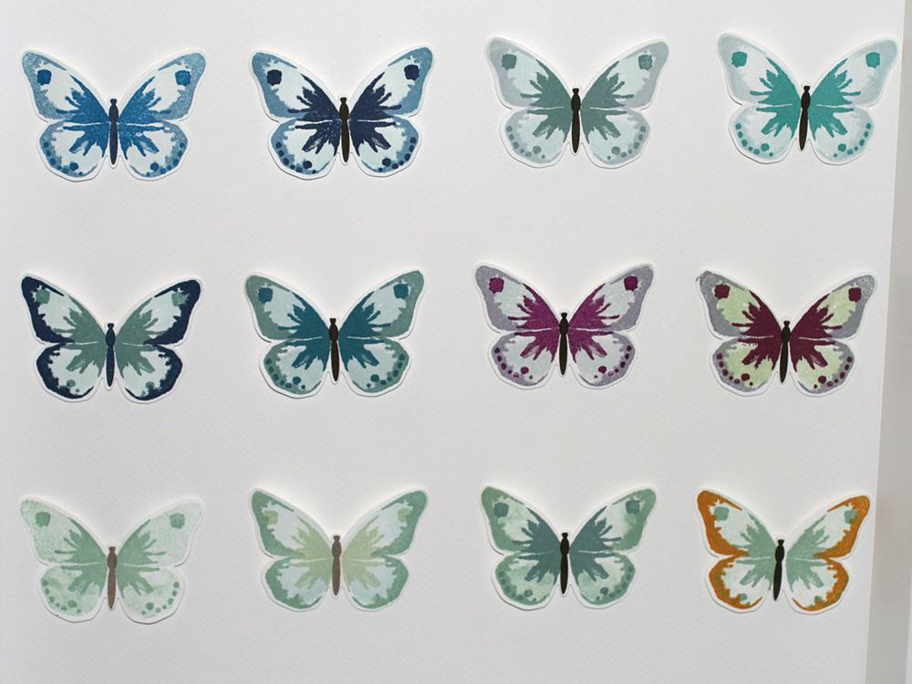 Schmetterlings-Bild Teil3