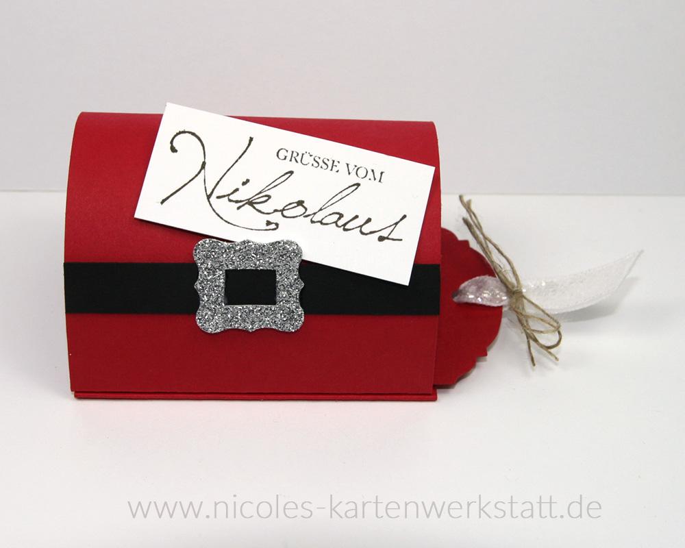 Nikolaus-Ziehverpackung