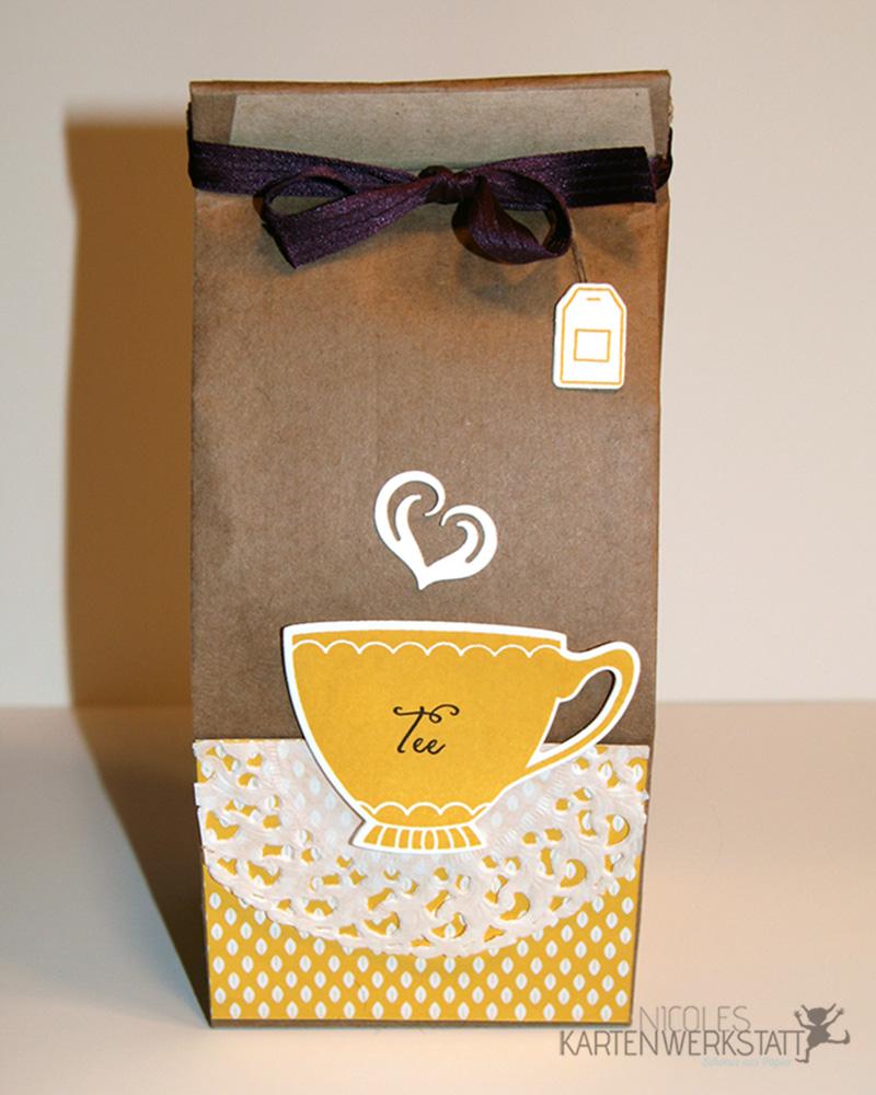 Tee-Tüte