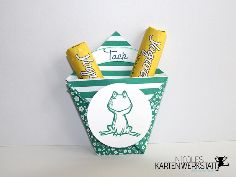 Frosch-Tüte