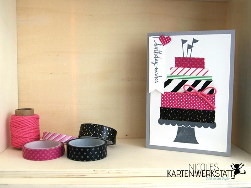 Build a Birthday Cake