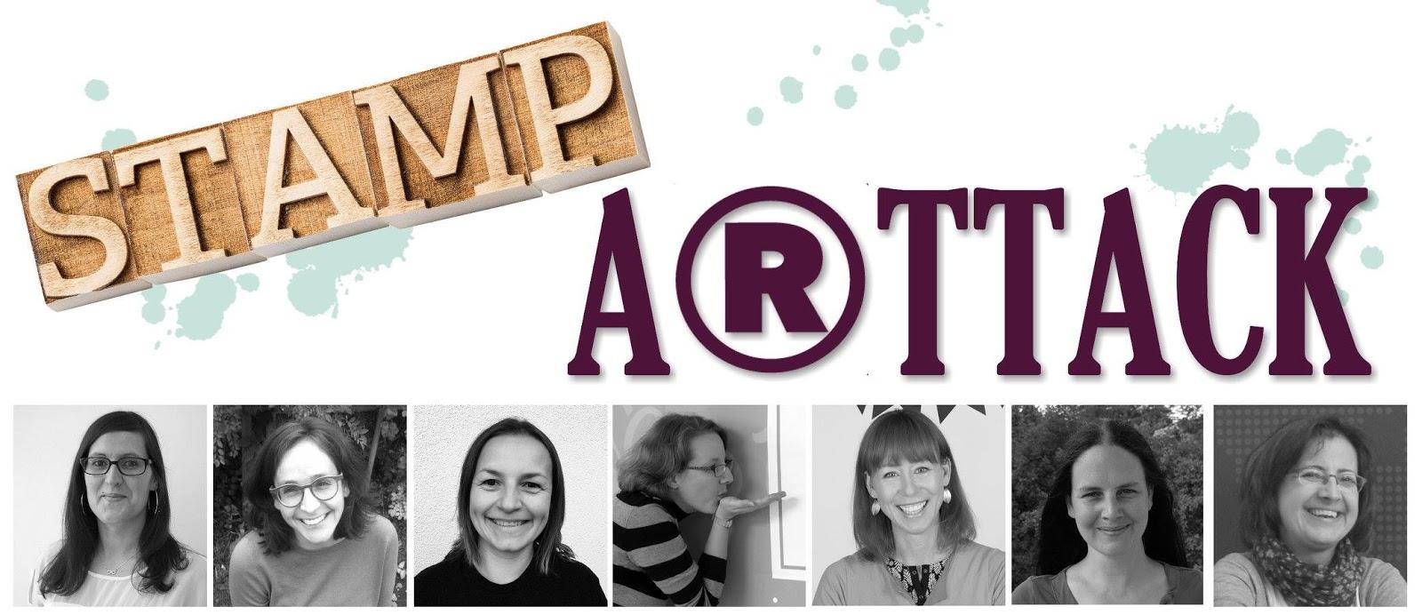 Blog Hop Stamp Arttack