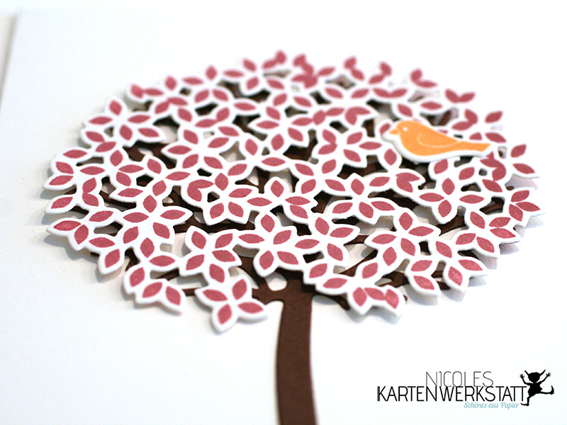 Baum im Detail