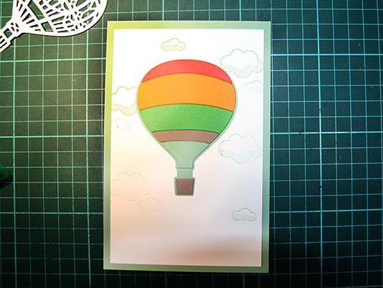 Ballon Technik