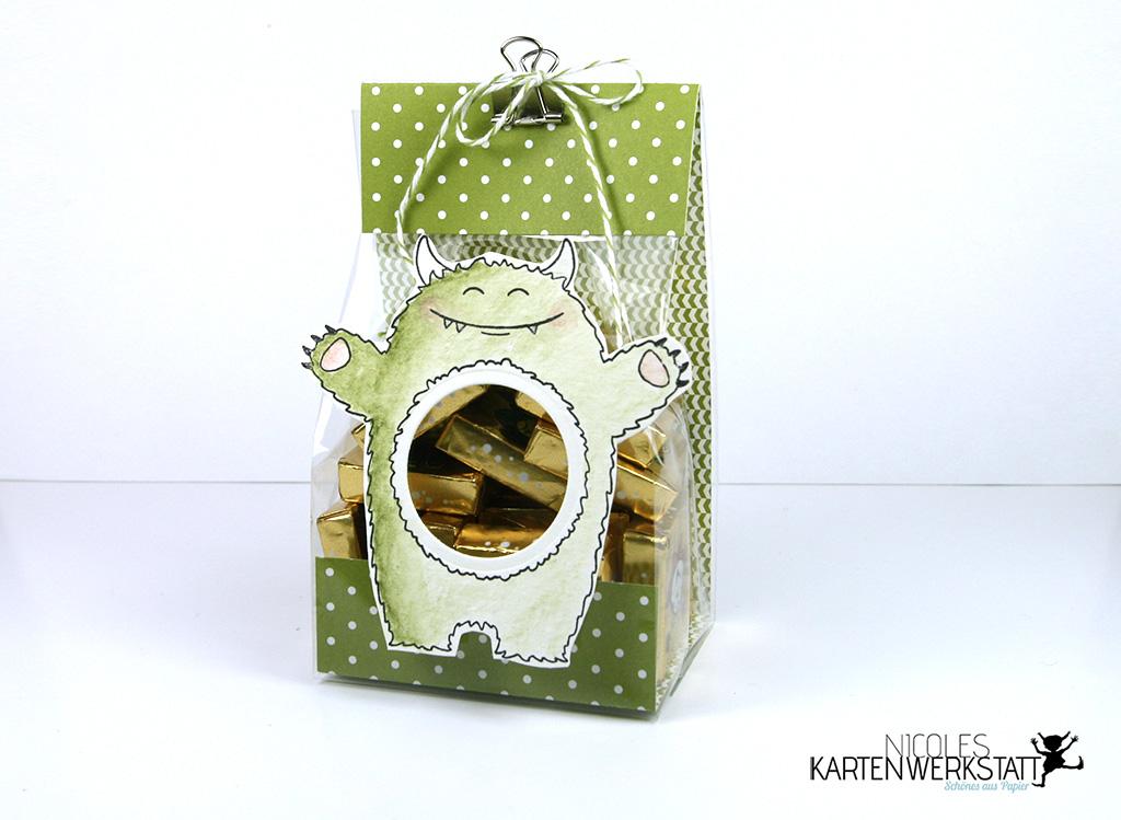 Monster-Verpackung