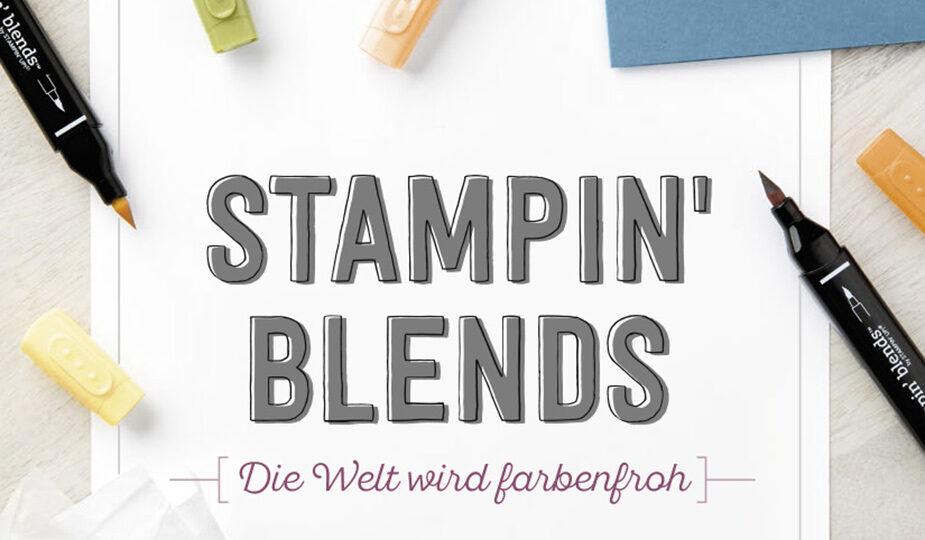 Stampin Blends