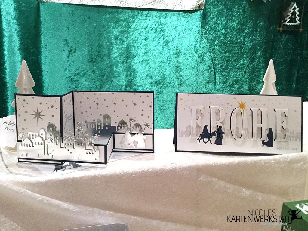 Jerusalem-Weihnachts-Karten