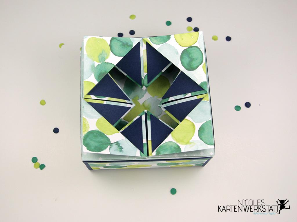 Napkin Fold Box innen
