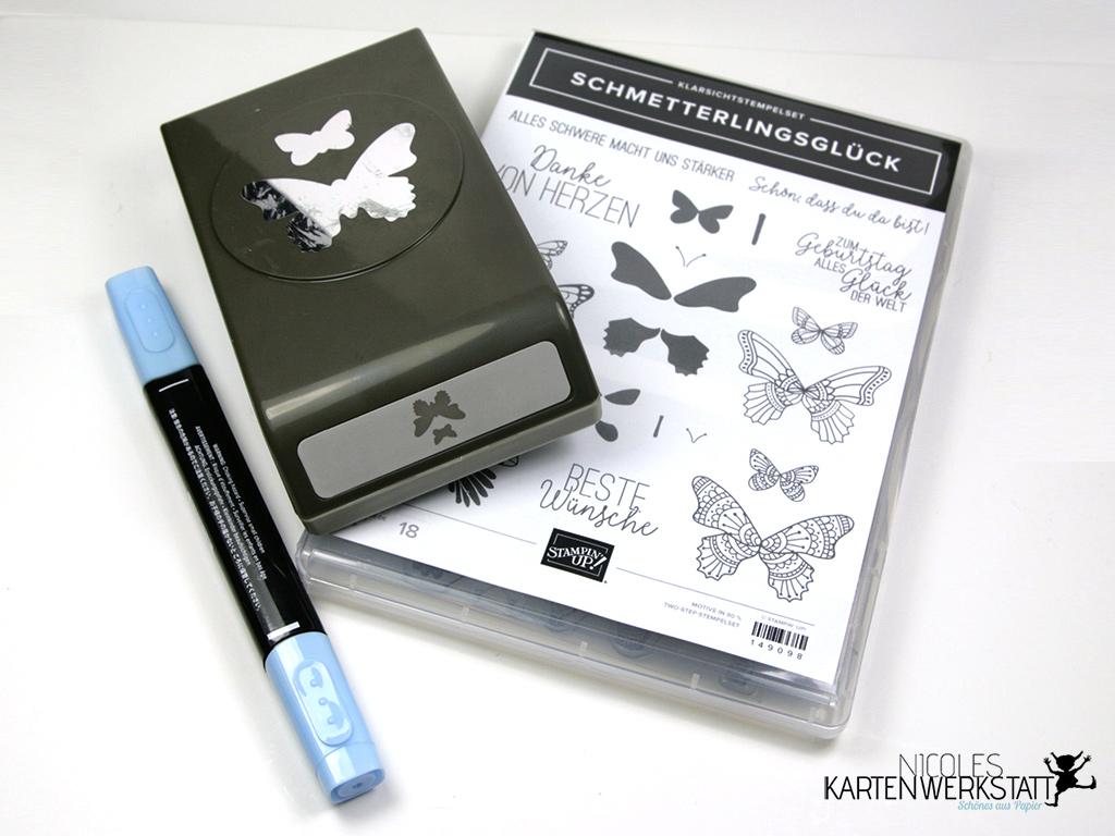 Schmetterlingsglück