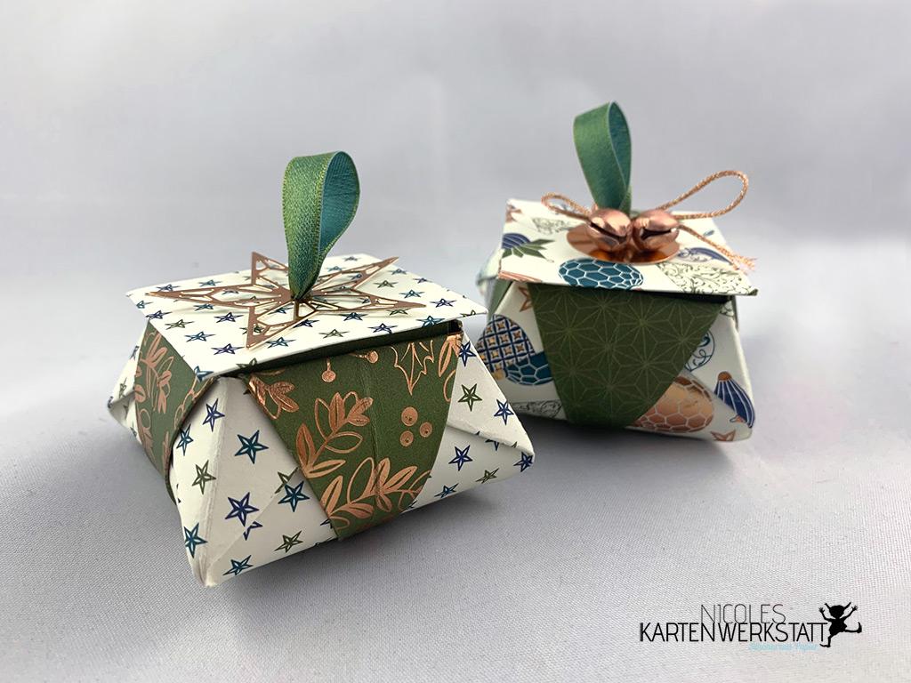 Origami-Boxen