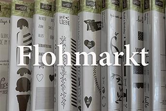 Stempel-Flohmarkt