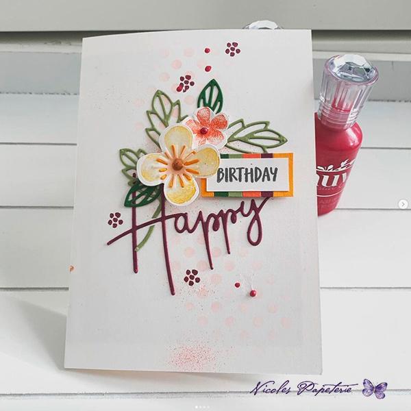 Popup-Geburtstagskarte